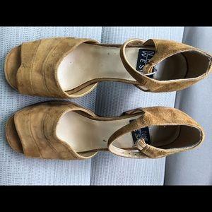 Nine West size 6.5 heels